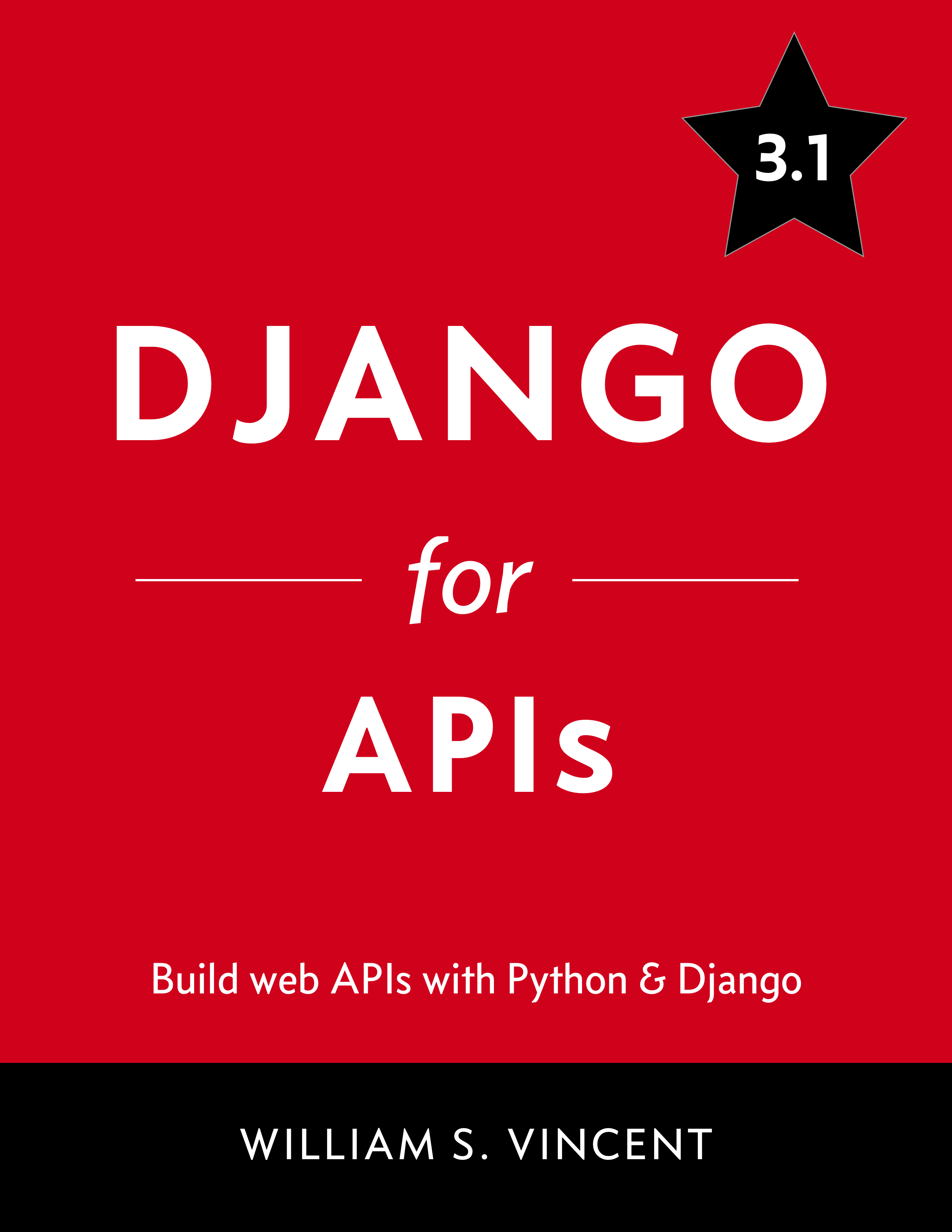 Django for APIs cover